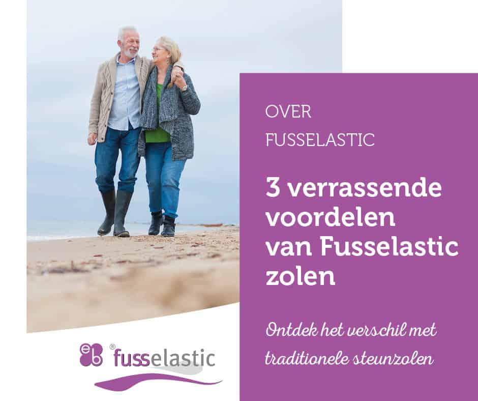 voordelen Fusselastic steunzolen